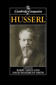 The Cambridge Companion to Husserl