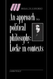 An Approach to Political Philosophy