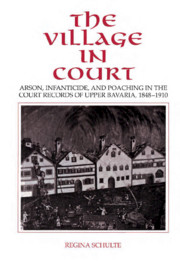 The Village in Court