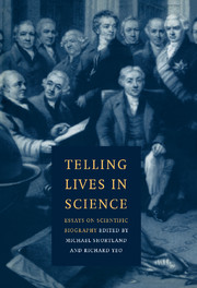 Telling Lives in Science