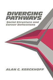 Diverging Pathways