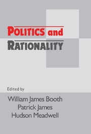 Politics and Rationality
