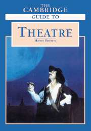 The Cambridge Guide to Theatre