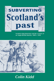 Subverting Scotland's Past