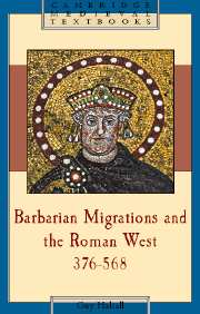 Barbarian migrations and roman west 376568 european history look inside barbarian migrations and the roman west 376568 fandeluxe Images