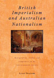 British Imperialism and Australian Nationalism