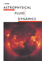 Astrophysical Fluid Dynamics