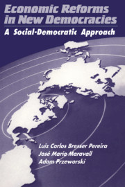 Economic Reforms in New Democracies