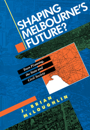 Shaping Melbourne's Future?