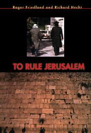 To Rule Jerusalem