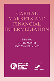 Capital Markets and Financial Intermediation