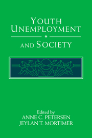 Youth Unemployment and Society