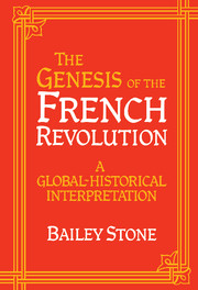 The Genesis of the French Revolution