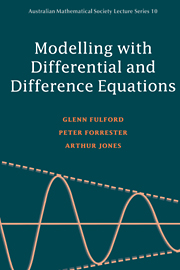 Modelling with Differential and Difference Equations