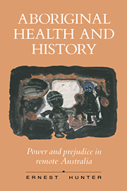 Aboriginal Health and History