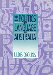 The Politics of Language in Australia