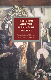 Religion and the Making of Society
