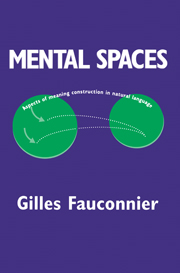 Mental Spaces