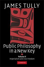 Public Philosophy in a New Key
