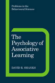 The Psychology of Associative Learning