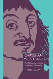 Cartesian Metaphysics