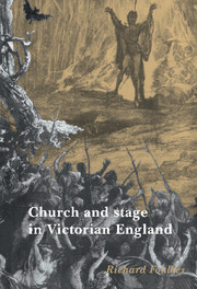 Church and Stage in Victorian England