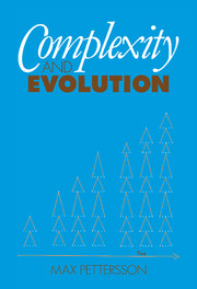 Complexity and Evolution