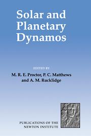 Solar and Planetary Dynamos