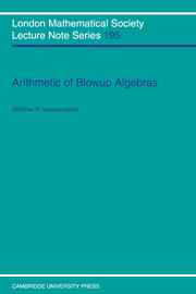 Arithmetic of Blowup Algebras