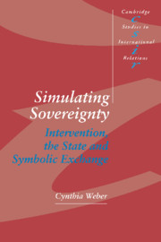 Simulating Sovereignty
