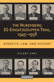 The Nuremberg SS-Einsatzgruppen Trial, 1945–1958