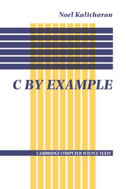 Cambridge Computer Science Texts
