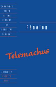 Fénelon: Telemachus