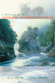 History of the Australian Environment Movement