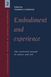 Embodiment and Experience