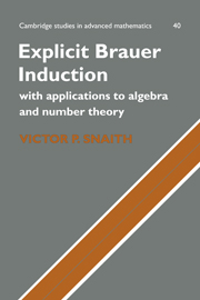 Explicit Brauer Induction