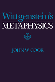 Wittgenstein's Metaphysics
