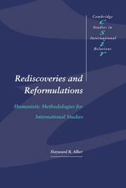 Rediscoveries and Reformulations