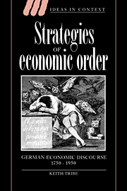 Strategies of Economic Order