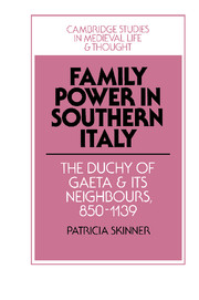 Family Power in Southern Italy