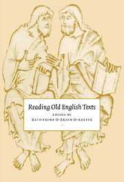 Reading Old English Texts