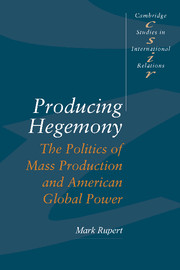 Producing Hegemony