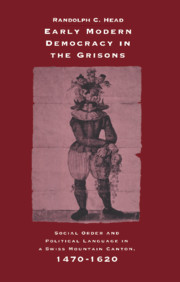 Early Modern Democracy in the Grisons