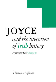 Joyce and the Invention of Irish History