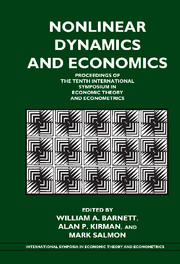 Nonlinear Dynamics and Economics