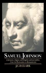 Samuel Johnson - 9780521473040