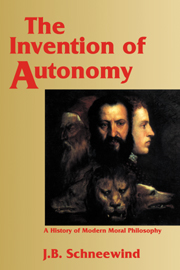 The Invention of Autonomy