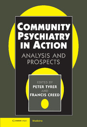 Community Psychiatry in Action