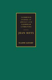 Jean Rhys
