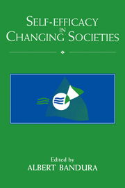 Self-Efficacy in Changing Societies